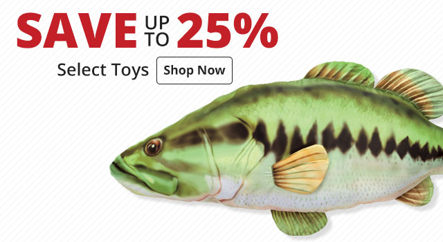 Save up to 25% on Select Toys