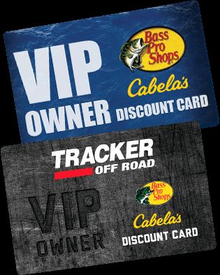 Boat & ATV Vip Cards