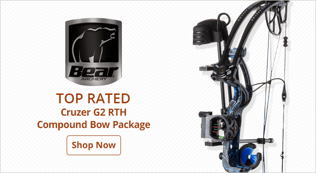 Bear Archery Cruzer G2 RTH Compound Bow Package