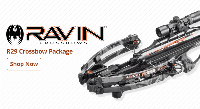 Ravin Crossbows R29 Crossbow Package - Shop Now