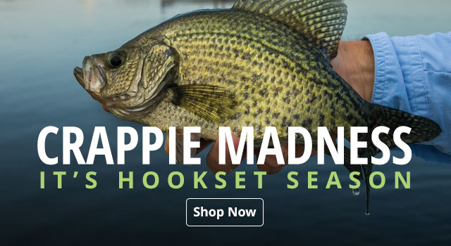Crappie Madness