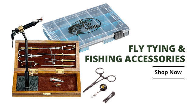 Fly Tying and Fishing Accessories