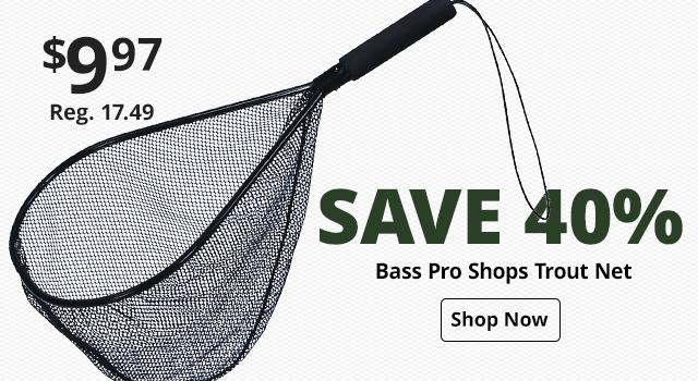 Bass Pro Shops Trout Net