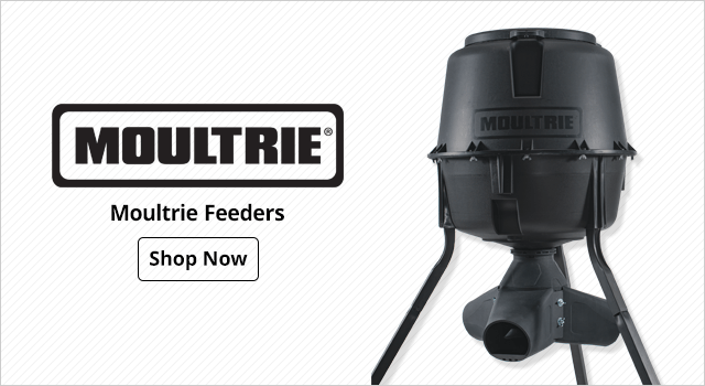 Moultrie Feeders - Shop Now