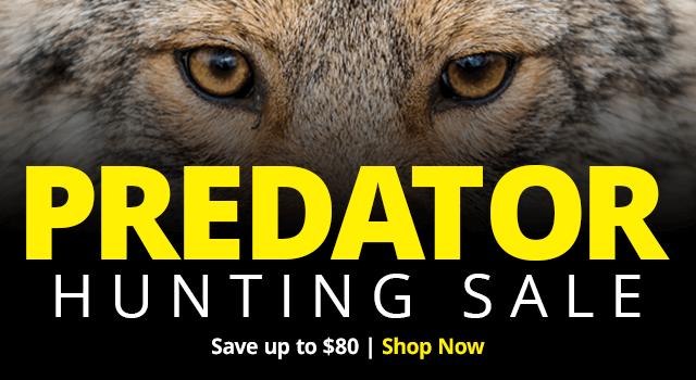 Predator Hunting Sale