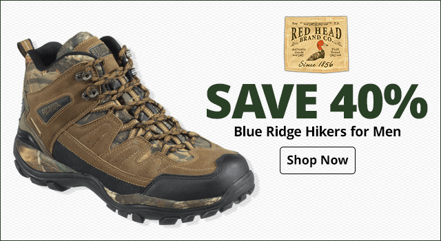RedHead Blue Ridge Hikers for Men - Shop Now