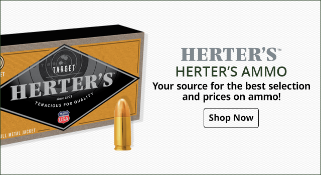 Herter's Ammo - Shop Now