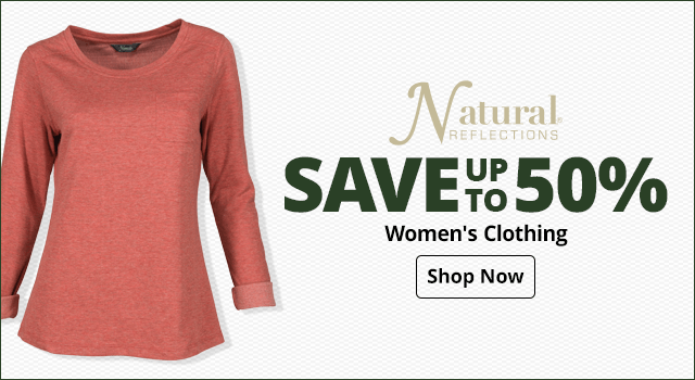 Natural Reflections Women's Clothing - Shop Now