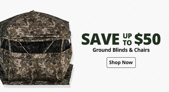 Ground Blinds & Chairs