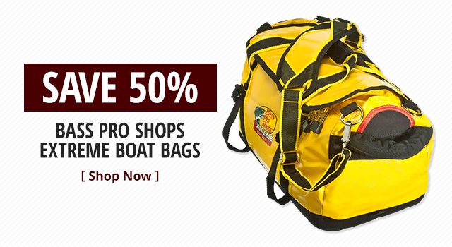 Bass Pro Shops Extreme Boat Bags - Shop Now