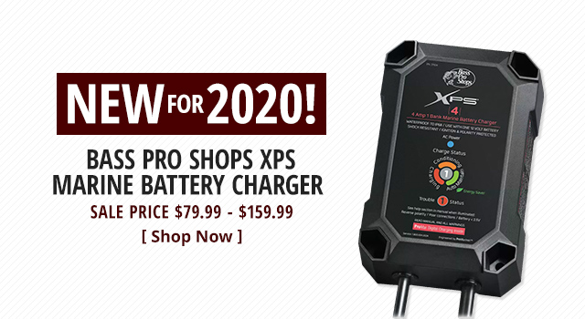 Extreme Performance Series Marine Battery Charger  - Shop Now