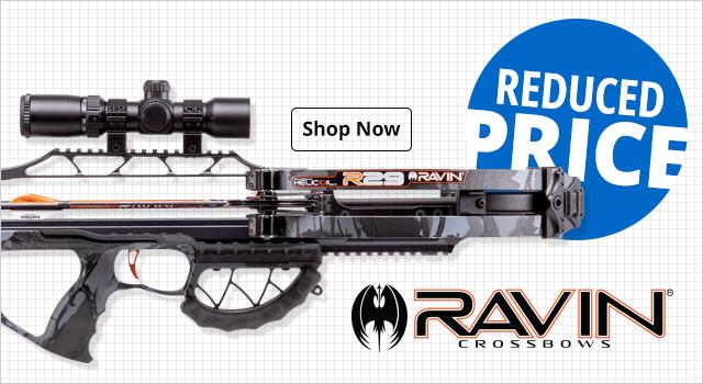 Ravin Crossbows - Shop Now