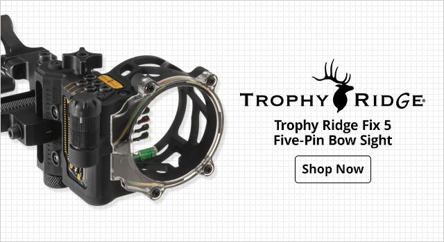 Trophy Ridge Fix 5 Five-Pin Bow Sight