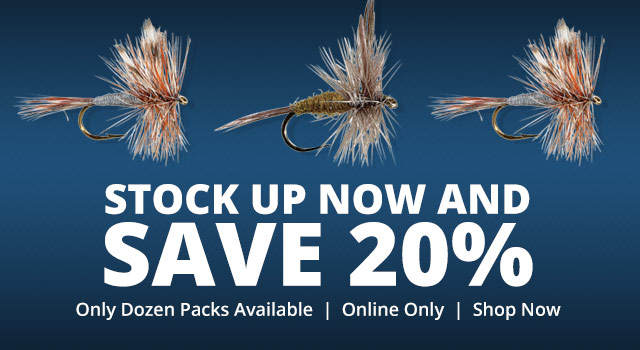 Stock up now and Save 20%