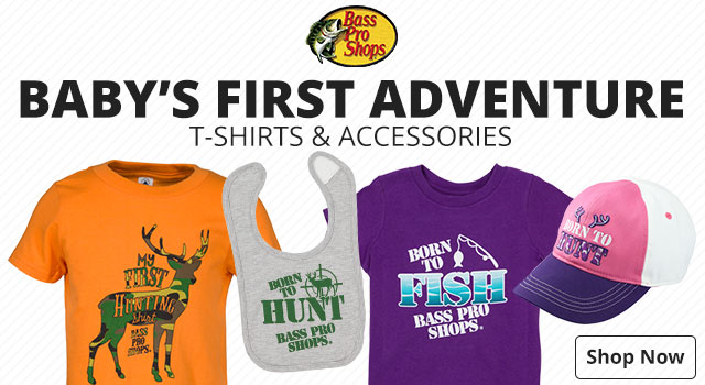 Baby's First Adventure, T-shirts & Accessories