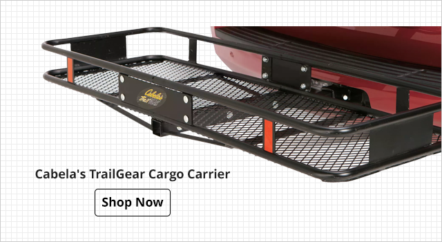 Cabela's TrailGear Cargo Carrier