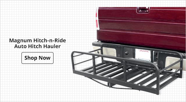 Magnum Hitch-n-Ride Auto Hitch Hauler - Shop Now