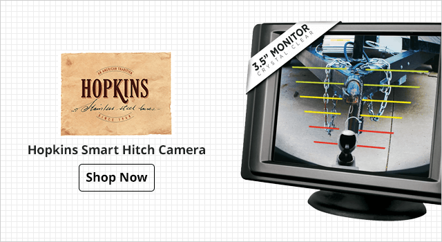 Hopkins Smart Hitch Camera - Shop Now