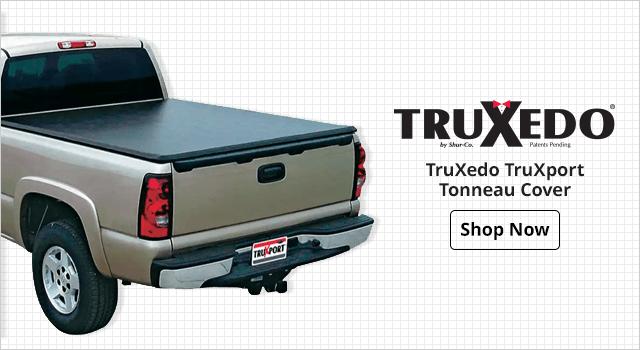 TruXedo TruXport Tonneau Cover