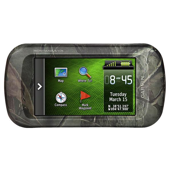 Garmin Montana 610t Handheld GPS Unit