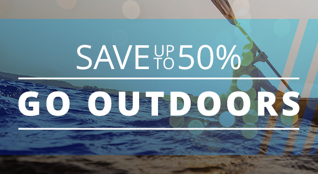 Go Outdoors - Save up to 50%