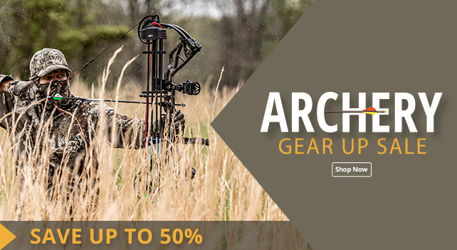 Archery Gear Up Sale