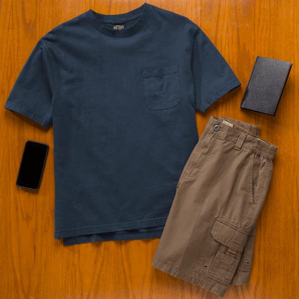Pocket Shirt look