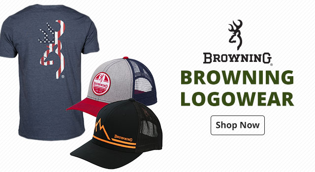 Browning Logowear - Shop Now