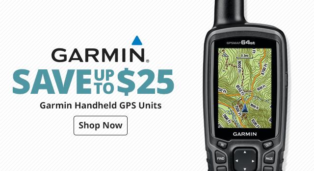 Garmin Handheld GPS Units