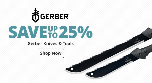 Gerber Knives & Tools