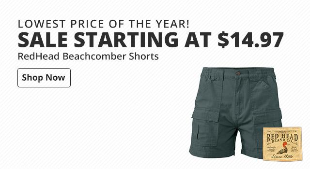 RedHead® Beachcomber Shorts - Shop Now