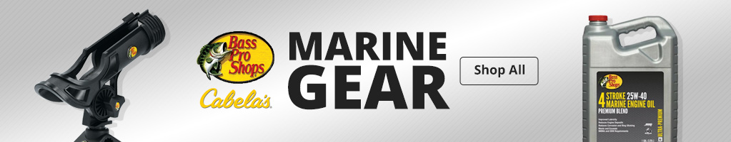 Bass Pro Shops & Cabela's Marine Gear