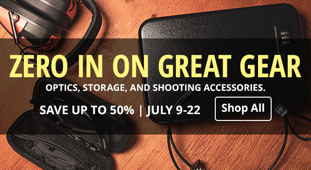 Zero In On Great Shooting Gear - Shop Now