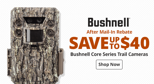 Bushnell Core Series Trail Cameras	 - Shop Now