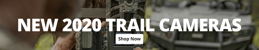 New 2020 Trail Cameras
