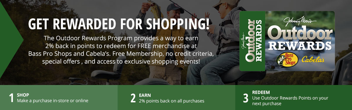 Get Rewarded For Shopping