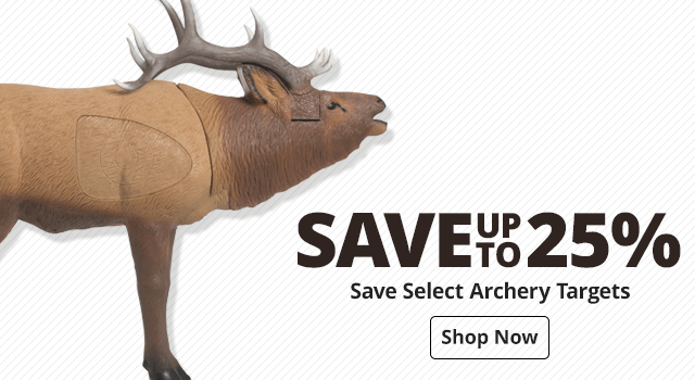 Save Select Archery Targets - Shop Now