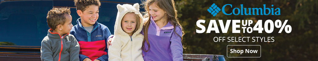BPS Outdoor Kids Save up to 50% on Select Styles