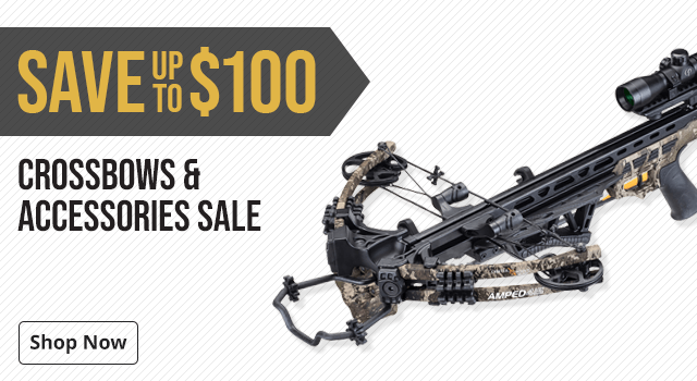 Crossbow and Crossbow Accessories Sale