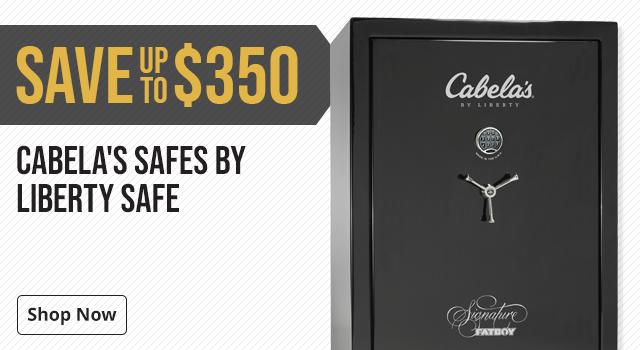 Cabela's Safes by Liberty Safe