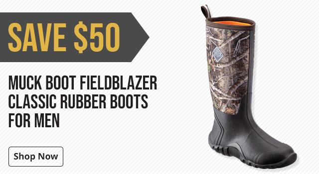 Muck Boot Fieldblazer Classic Rubber Boots for Men