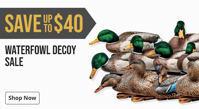 Waterfowl Decoy Sale