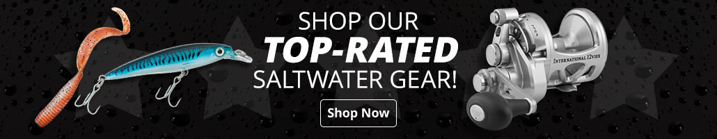 Top Rated Saltwater Gear
