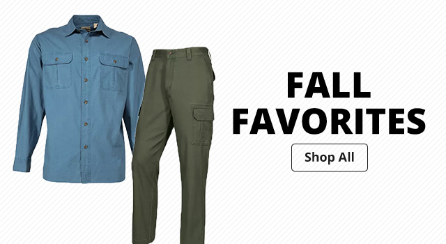 Fall Favorites - Shop Now