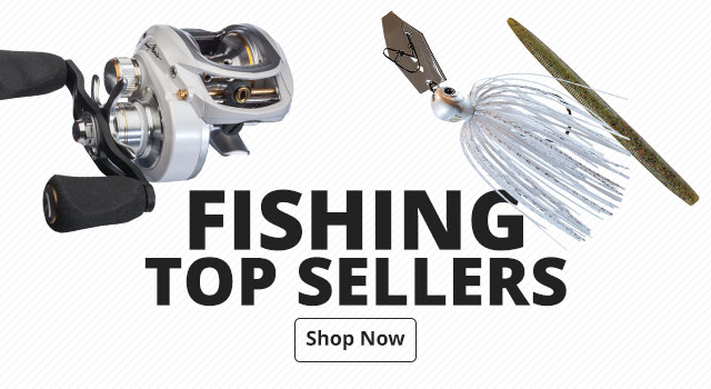 Fishing Top Sellers