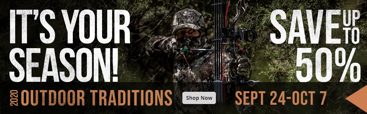 Outdoor Traditions - Save up to 50%