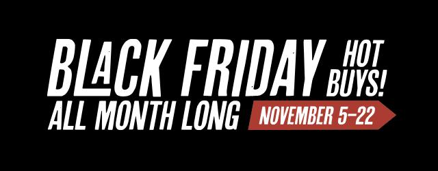 Black Friday All Month Long Sale Cabela S