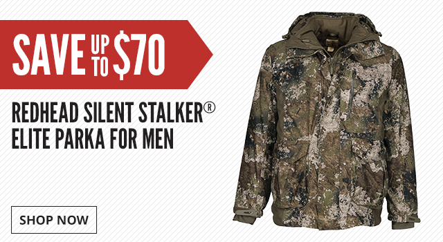 RedHead Silent Stalker® Elite Parka for Men