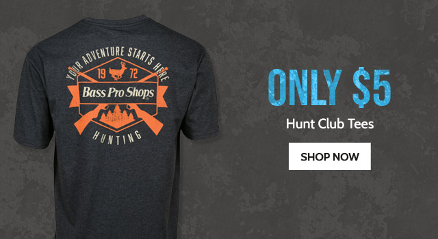 Hunt Club Tees