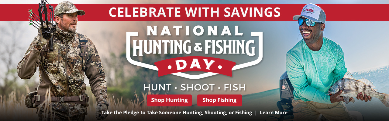 National Hunting & Fishing Day